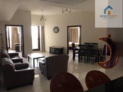 3 Bedroom Apartment for Rent in Dubai Sports City, Dubai - AMAZING  3BHK GOLF VIEW  IN ELITE-8 SPORTS CITY