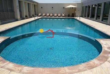 1 Bedroom Apartment for Rent in Danet Abu Dhabi, Abu Dhabi - No Commission ! 1 Bedroom apartment with Parking