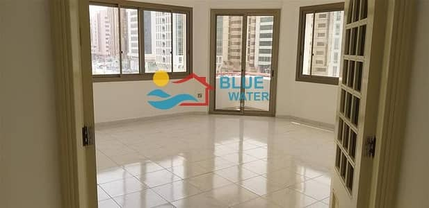 2 Bedroom Apartment for Rent in Tourist Club Area (TCA), Abu Dhabi - Exclusive Deal |  No Commission | 2 BHK | Balcony | Parking