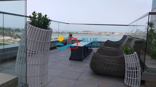 No Commission ! Stunning 04 Bedroom apartment with Sea View + 2 Parkings