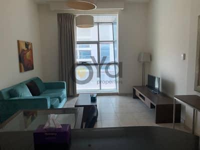 فلیٹ 1 غرفة نوم للايجار في مدينة دبي الرياضية، دبي - Fully Furnished | Pool View | 1 Bedroom
