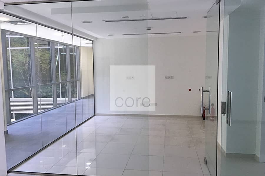 Fully fitted office for rent | Prime location