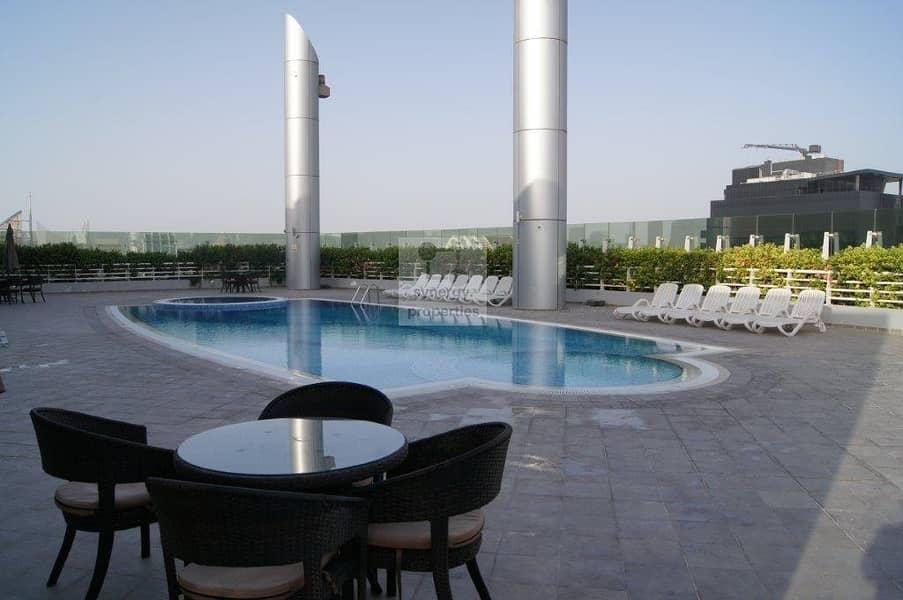 14 Lake View 2BR Maids Al Shera Tower JLT next to Metro.