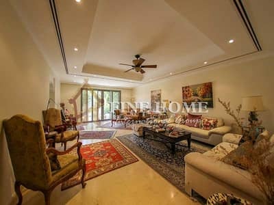 4 Bedroom Villa for Sale in Saadiyat Island, Abu Dhabi - Luxurious 4BR Town House in Al Saadiyat Beach