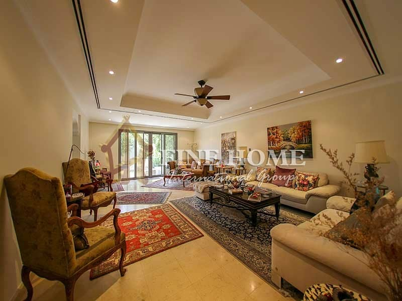 1 Luxurious 4BR Town House in Al Saadiyat Beach