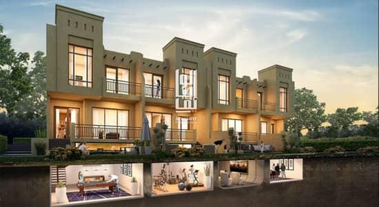 3 Bedroom Villa for Sale in Akoya Oxygen, Dubai - 3BR Multi- Use lower ground heritage villa..!! Hot offer!!