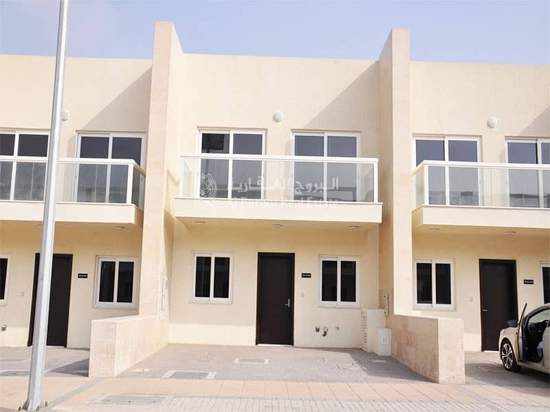 2 Warsan Village | 3 Bedroom Villa with Maids room