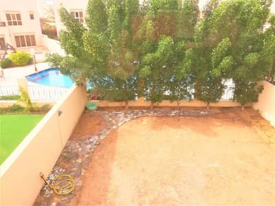 3 Bedroom Townhouse for Rent in Al Hamra Village, Ras Al Khaimah - RENT 3 BDR TH Townhouse near pool