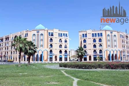 استوديو  للايجار في المدينة العالمية، دبي - NEAT AND CLEAN STUDIO FOR RENT WITHOUT BALCONY