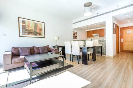 1 Bedroom Apartment for Rent in The Greens, Dubai - Quiet and Private 1 Bed Al Alka in The Greens