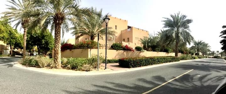 7 Bedroom Villa for Rent in Arabian Ranches, Dubai - Beautiful SIngle Row Corner 7 Bedrooms + Maids Room Villa in Hattan