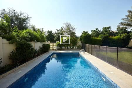 5 Bedroom Villa for Rent in Dubai Sports City, Dubai - Fully Upgraded and extended C1 with Pool
