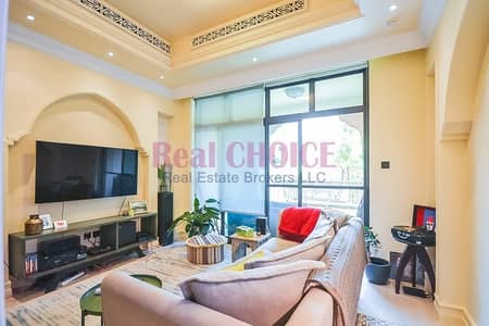 1 Bedroom Flat for Rent in Old Town, Dubai - Vacant and ready to move in|Well Maintained 1BR