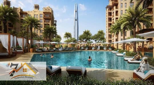 2 Bedroom Apartment for Sale in Umm Suqeim, Dubai - 2Br Apt | NO Commision NO DLD | Freehold from 1.2M
