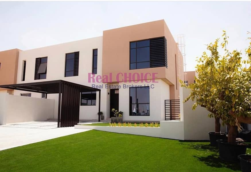 Own Town house in Sharjah | 0  service charge for life
