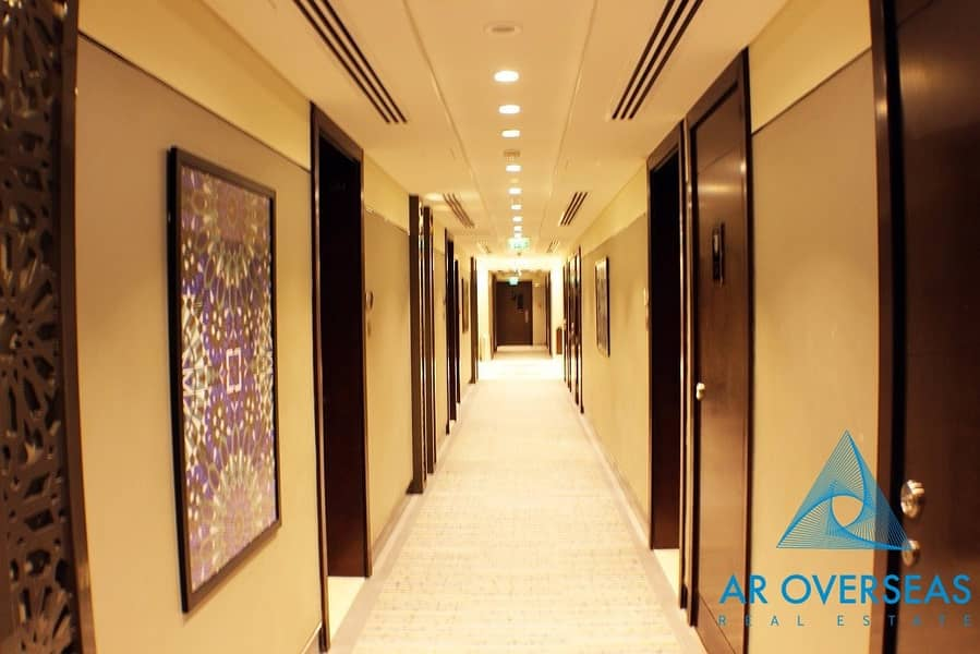 2 Fully Furnished 3 Bedroom Apartment With Burj Khalifa View