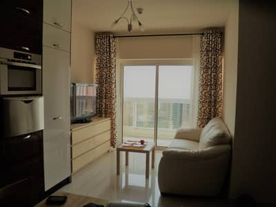 2 BHK FULLY FURNISHED WITH MARINA VIEW AND UPGRADED MODULAR KITCHEN