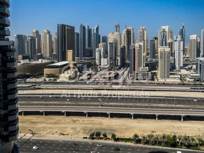 2 Bedroom Flat for Sale in Jumeirah Lake Towers (JLT), Dubai - 2 BHK FULLY FURNISHED WITH MARINA VIEW AND UPGRADED MODULAR KITCHEN