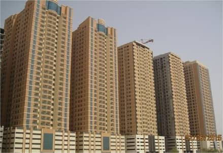 2 Bedroom Flat for Rent in Emirates City, Ajman - 2 Bed/Hall AED 19,000 in Emirates City Paradise Lake Towers