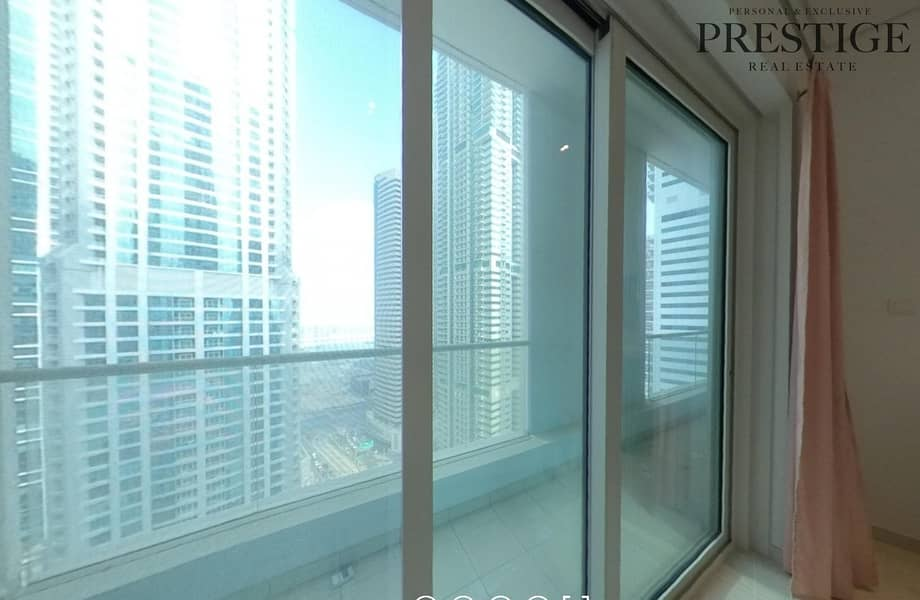 2 1 Bed | Exclusive | Large Layout | Dubai Marina