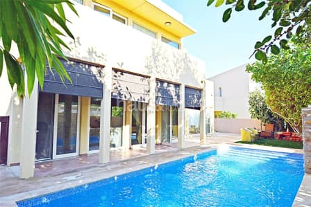 5 Bedroom Villa for Rent in Arabian Ranches, Dubai - Type 3 | Private Pool | Extended Villa |