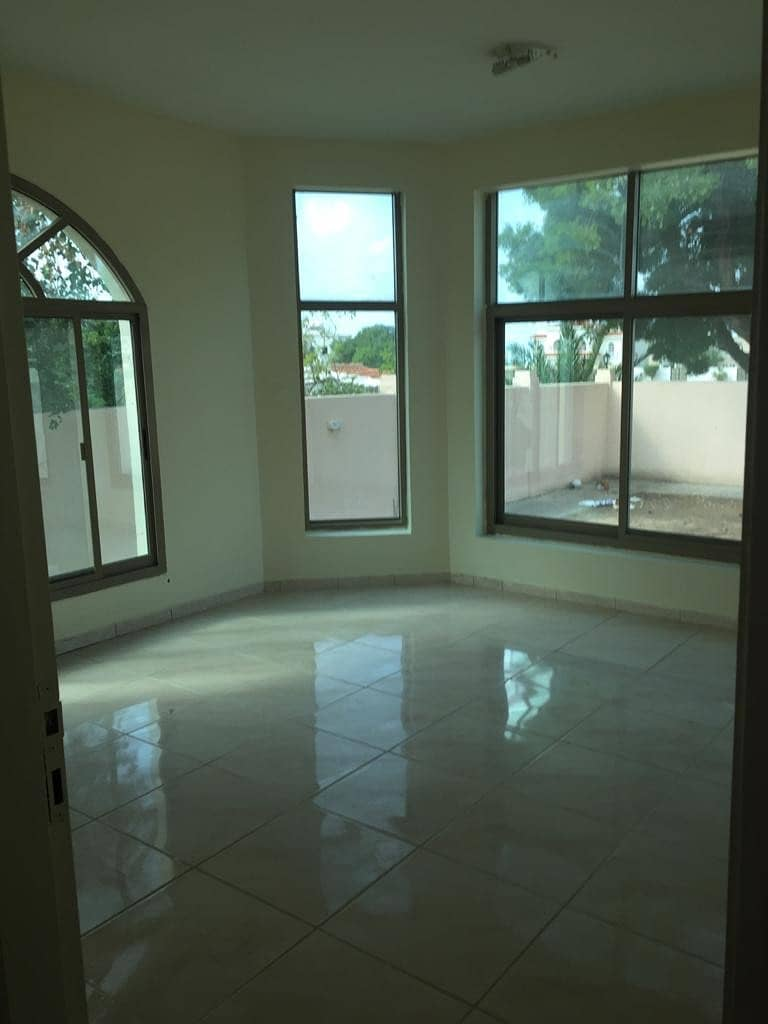 Double story 5 bedroom hall villa for rent in Al rifah