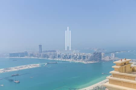 شقة 1 غرفة نوم للايجار في دبي مارينا، دبي - High floor 1 Bed Furnished or Unfurnished