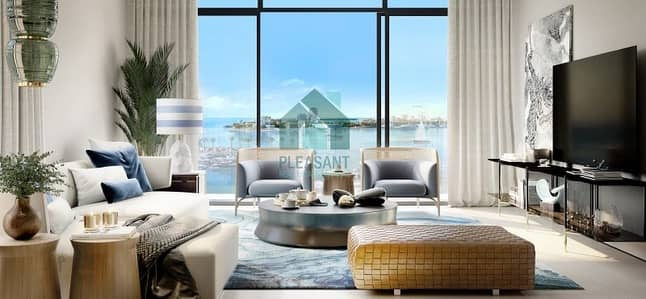 2 Bedroom Apartment for Sale in Mina Rashid, Dubai - World Class Waterfront Living | Book with 10%| Mina Rashid.