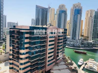 2 Bedroom Apartment for Rent in Dubai Marina, Dubai - 1 Month free  | 2BR + Balcony