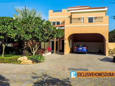 5 Bedroom Villa for Sale in The Villa, Dubai - Exclusive | Mazaya A2 | 5 BR + Maid | New Pool