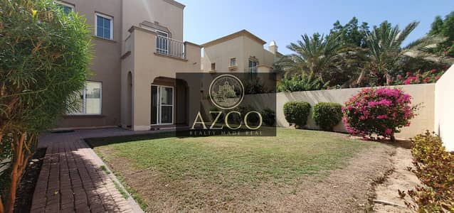 2 Bedroom Villa for Rent in The Springs, Dubai - Springs 14 | 3E | Vacant | B to B view | Huge plot
