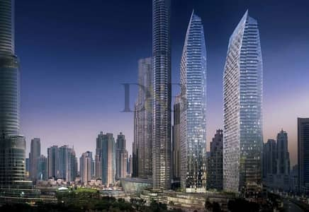 FULL BURJ AND FOUNTAIN VIEW | 5 YRS PHPP