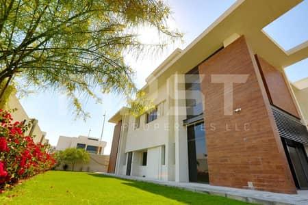 4 Bedroom Villa for Rent in Yas Island, Abu Dhabi - Vacant!Corner+Single Row Villa in West Yas!