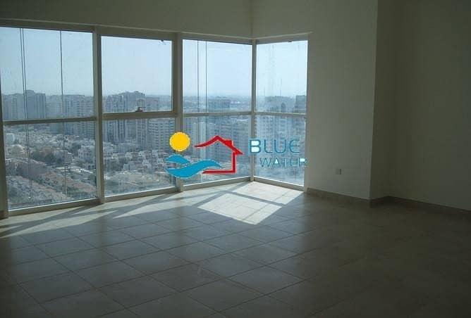 15 Breathtaking View Apartment Near Al Wahda Mall.