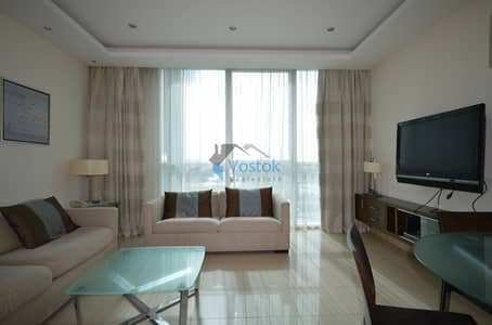 1 Bedroom Flat for Sale in Jumeirah Lake Towers (JLT), Dubai - Fully Furnished, Rented 1 BR For Sale, Bonnington