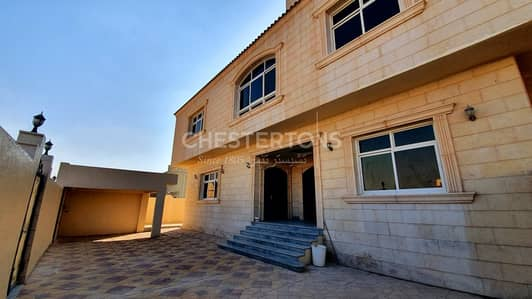 Spacious 6 BR Villa with private entrance