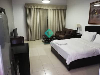 Studio for Rent in The Greens, Dubai - Fully Furnished | Studio Apartment | In The Greens