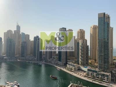 2 Bedroom Flat for Sale in Dubai Marina, Dubai - AL MAJARA 1   Type 03   High Floor   Full Marina View   ROI 7%