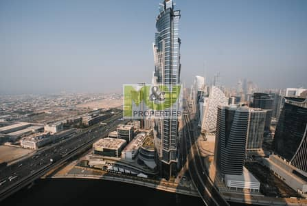 3 Bedroom Apartment for Rent in Business Bay, Dubai - Fully Furnished 3 Beds plus Maid Apt (Short Term)