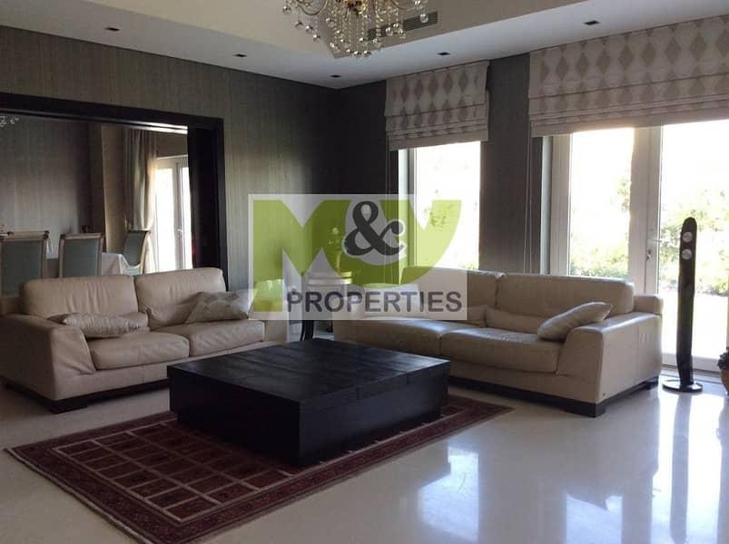A 6 Bedroom Quortaj Style Villa. Al Furjan.