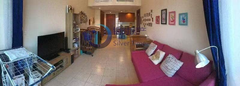 1 Bedroom Flat for Rent in Jumeirah Lake Towers (JLT), Dubai - Fully Furnished Apartment  in Lake Terrace with lake view