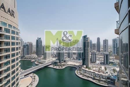 شقة 1 غرفة نوم للايجار في دبي مارينا، دبي - Huge 1 Bed Apt in Fairfield w/ Marina and Sea View