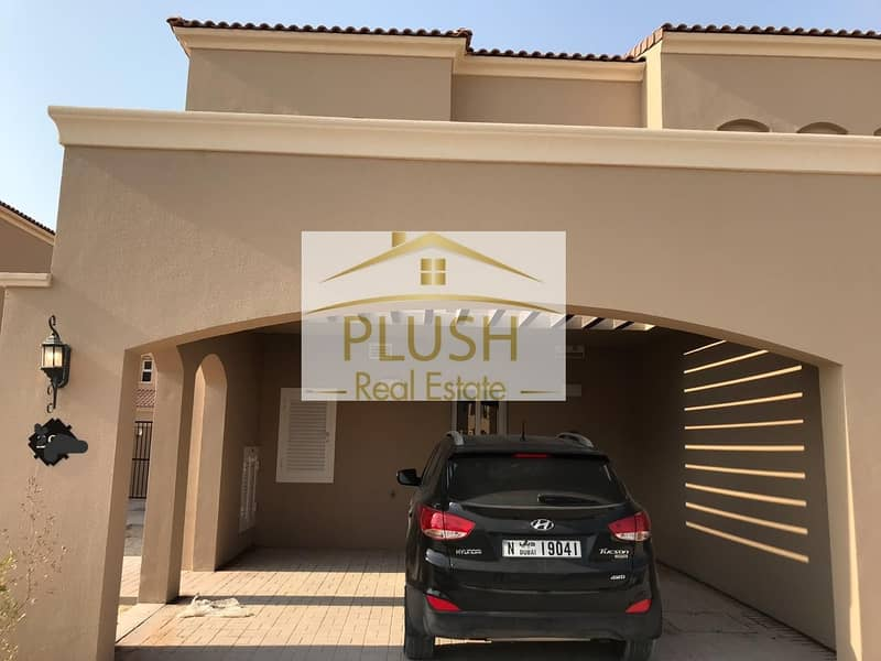 LOWEST PRICE l MIDDLE UNIT l BEST DEAL l READY 3 BEDROOM TOWNHOUSE AT SERENA