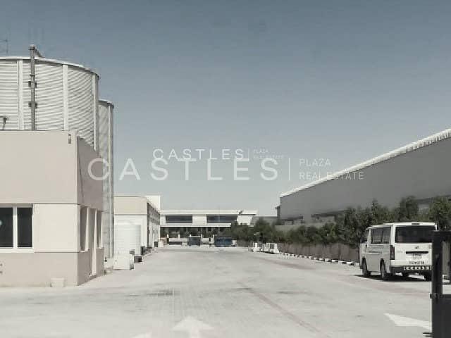 2 1000 Kw I Factory &  Warehouse  Use Facility | Dubai Industrial City