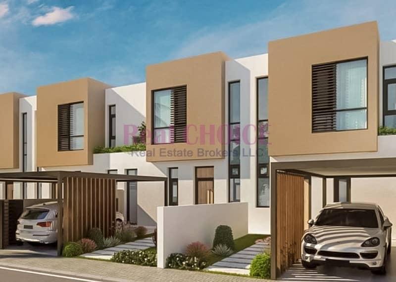 10 Luxury 5 Bedroom Villa   5 % DP  0 Service charge