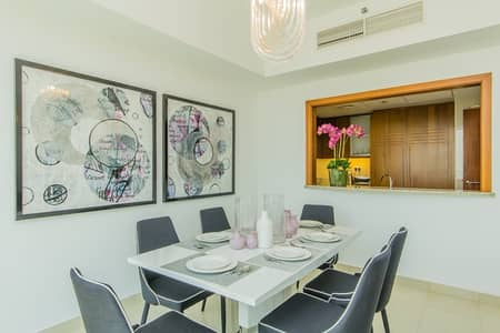2 Bedroom Flat for Sale in Downtown Dubai, Dubai - Large 2Bedroom plus Study room Apartment