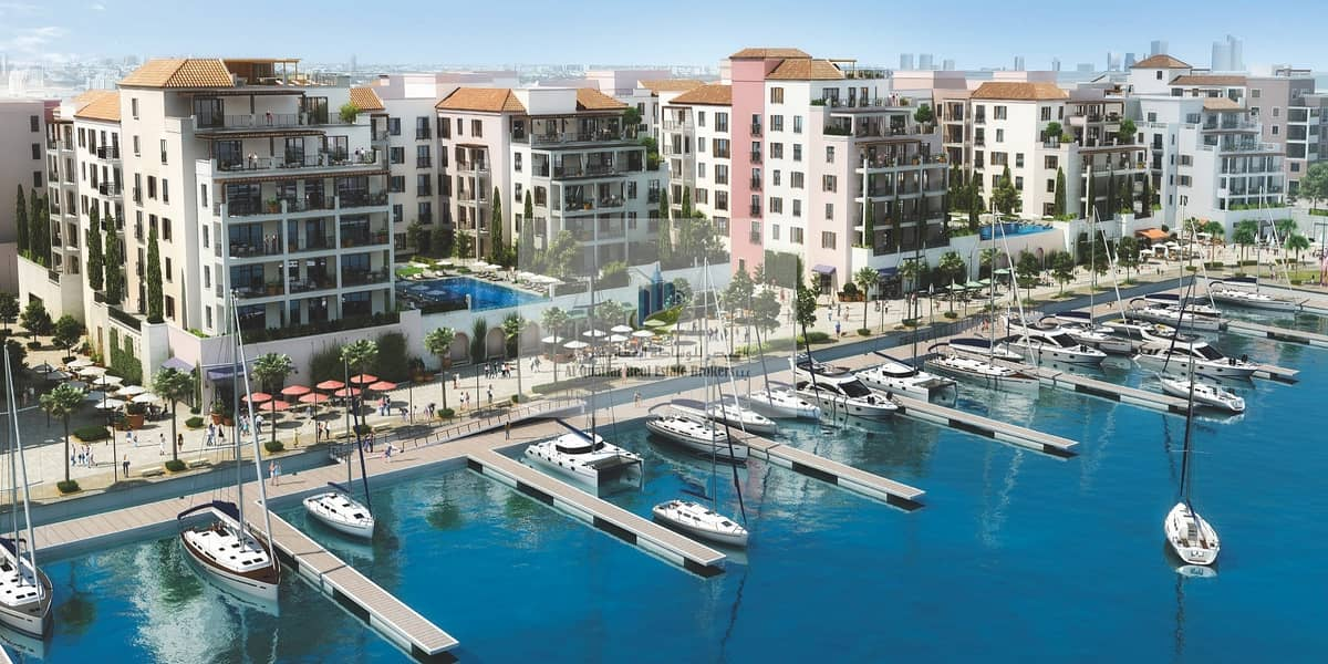 9 First Freehold collection of townhouses in Jumeirah
