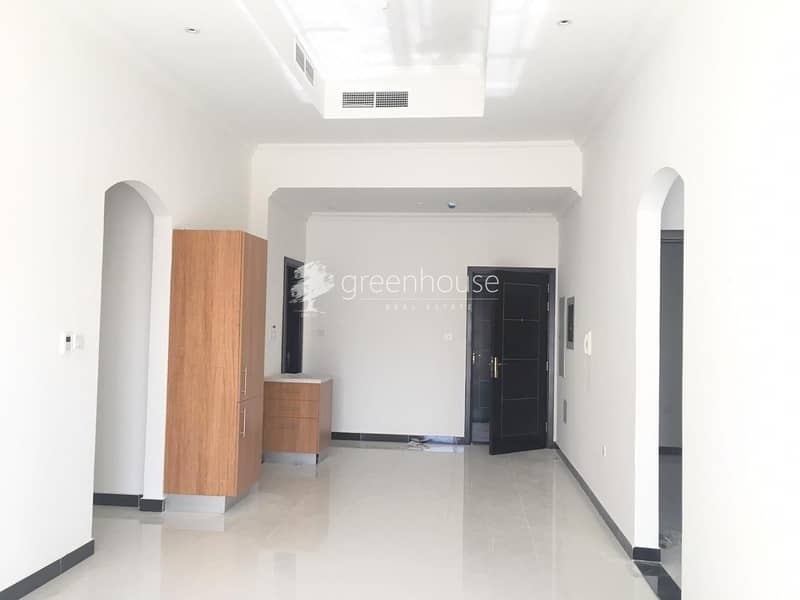 2 3 BRs Apt. with Huge Terrace | Brand New Bldg. | High Quality Finishing