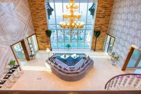 بنتهاوس 5 غرف نوم للايجار في نخلة جميرا، دبي - Lavish 360 degree view| Private Elevator| Large Terrace