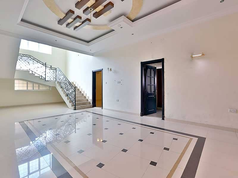 Awesomely Spaced 7BR Villa with A Private Entrance !